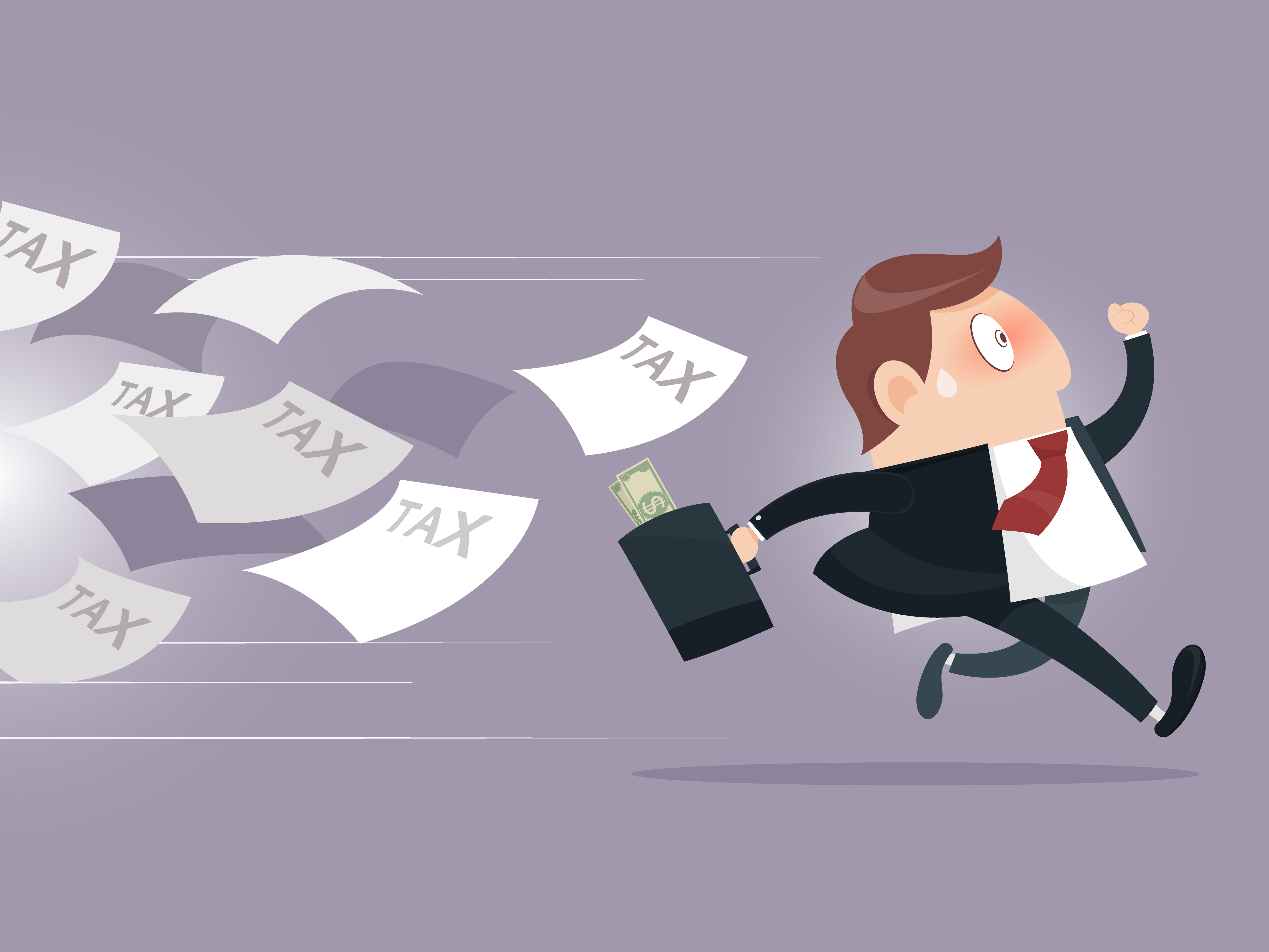 Выявление схем уклонения от налогообложения