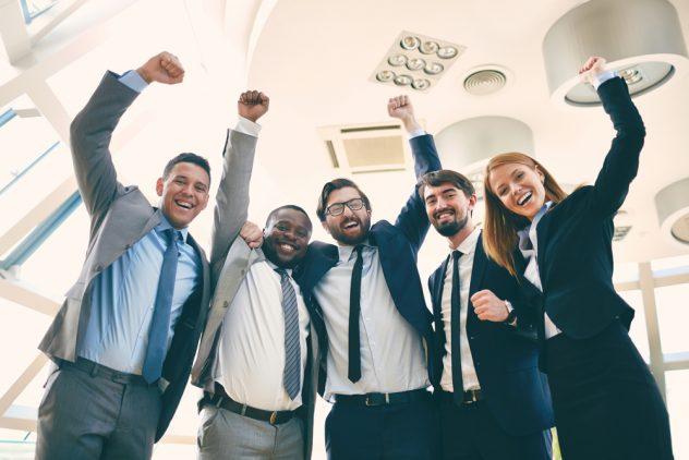employees happy