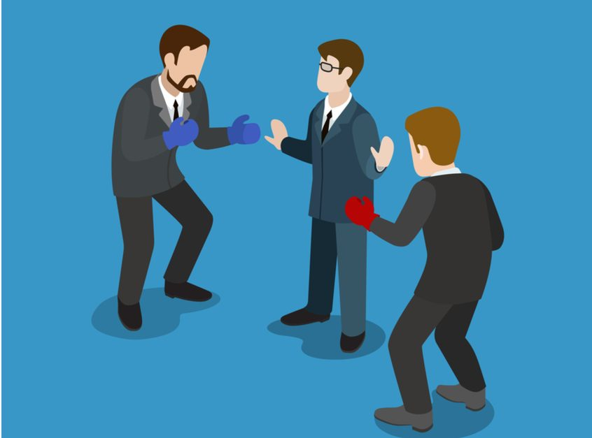 How to Avoid Conflict at Work recommend