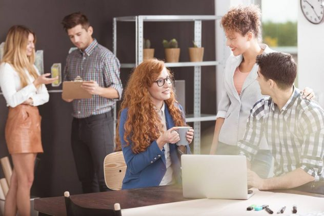 Tips to improve your work environment talk business its very important to have a positive work atmosphere in your office your overall office environment hugely affects your employees performance and sciox Choice Image