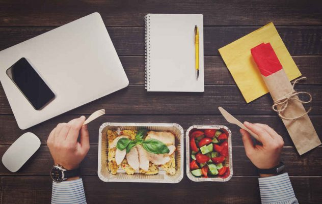 How companies can use nutrition to improve employee benefits