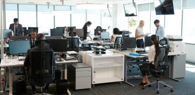 How Good Office Design Can Focus Your Team Talk Business Extraordinary Good Office Design
