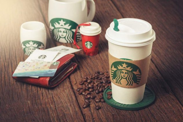 franchising Starbucks