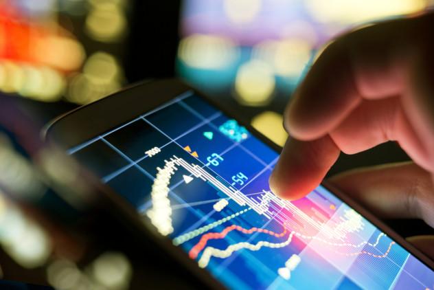 Business analytics phone