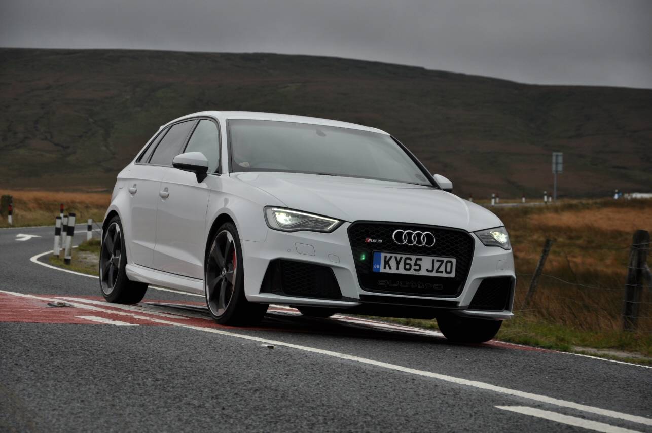 On The Road Audi Rs3 Review Talk Business