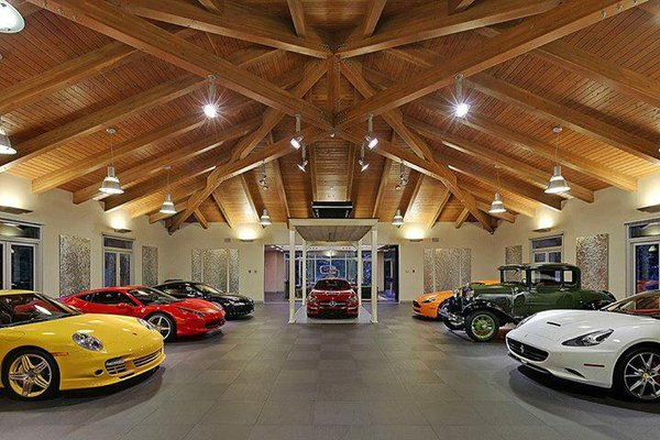 Prestige Car Storage 1