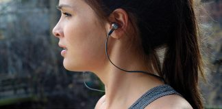 BE6i Wireless Bluetooth in-ear headphones