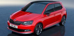 All-new ŠKODA Fabia Monte Carlo: from just £99 per month
