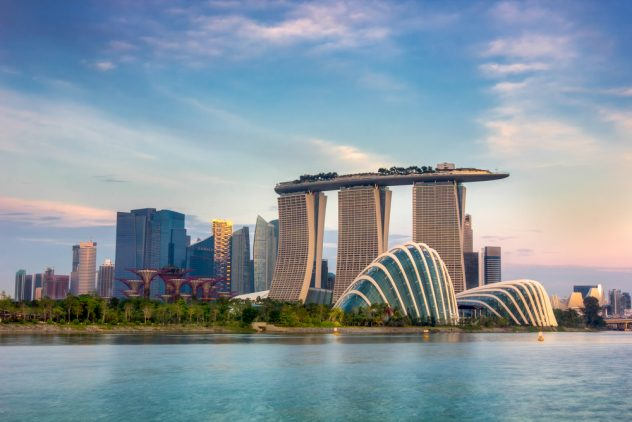 Singapore tops the charts as best overall destination for