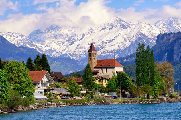 Switzerland career
