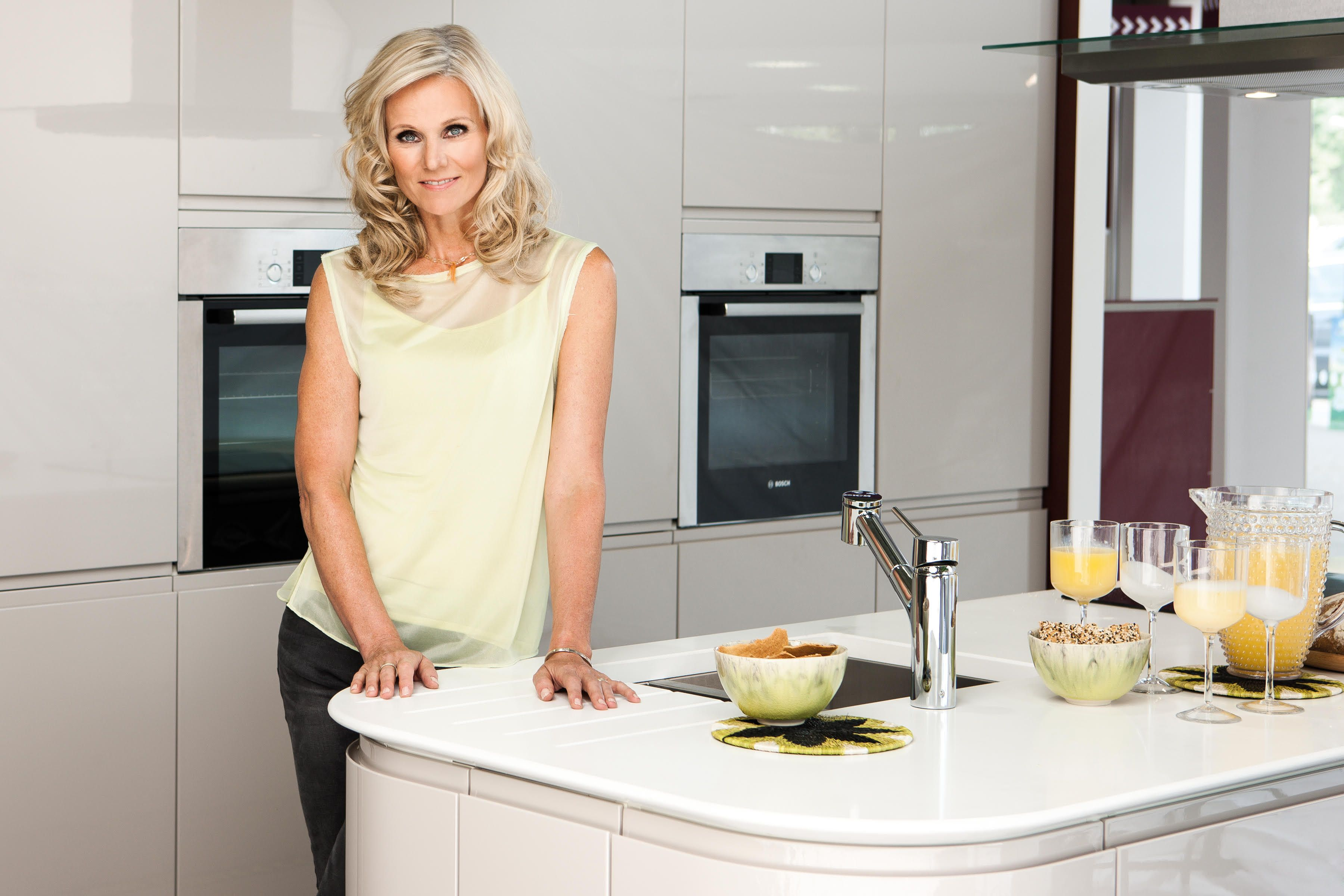 Linda Barker Queen Of The Kitchen Talk Business