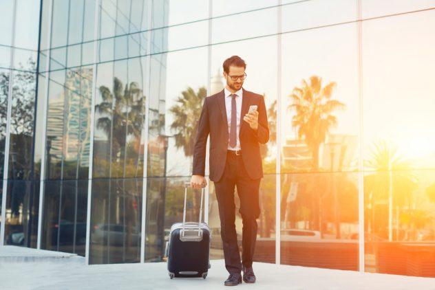 travel job