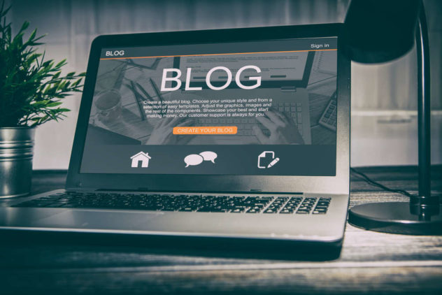 How to use blogging to build your brand and increase your sales