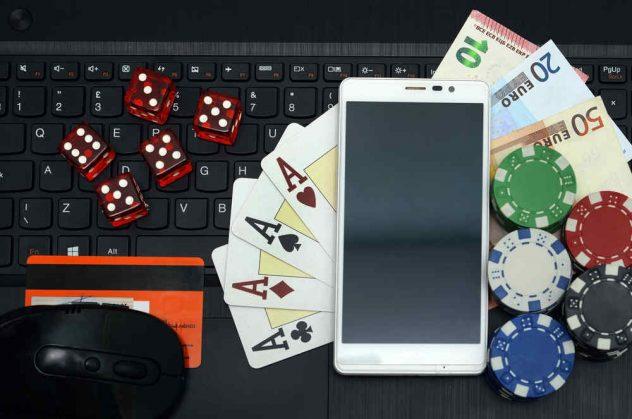 online casino sector