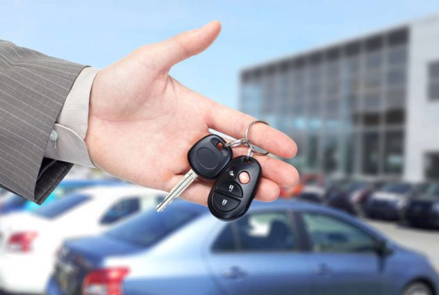 buying a car for your business