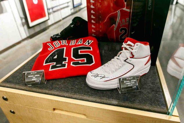 Michael Jordan celebrities