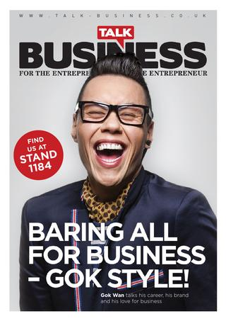 Talk Business Magazine