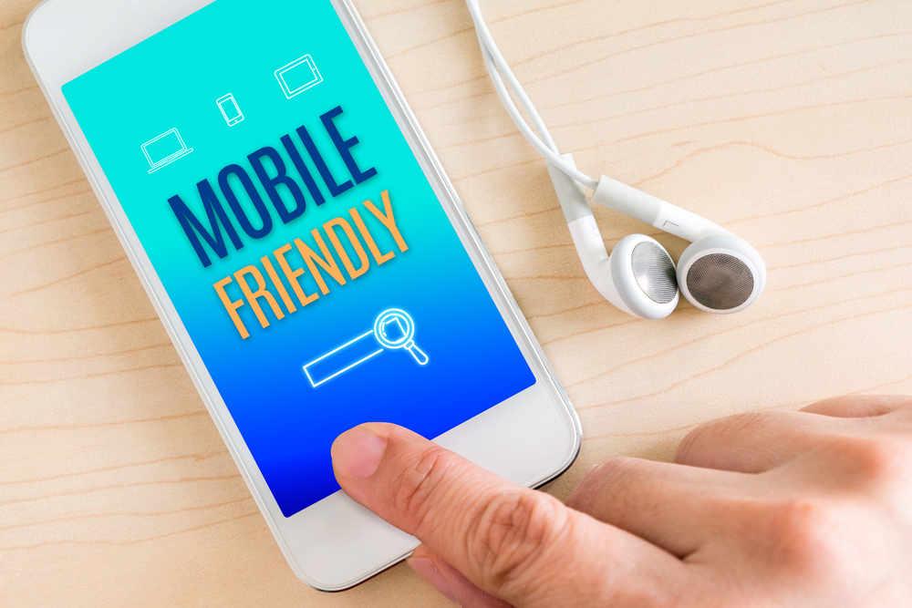 Main benefits of a mobile-friendly website design | Talk