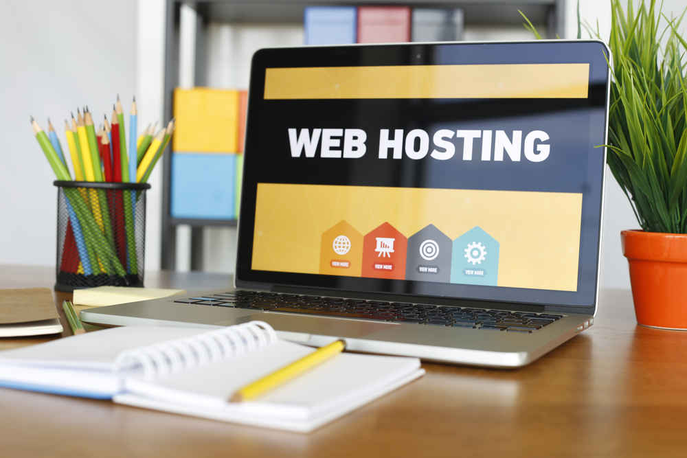 website hosting business
