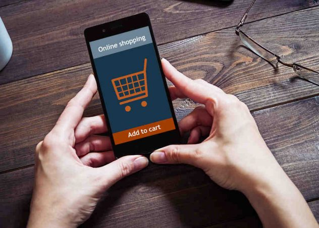 online shopping ecommrce