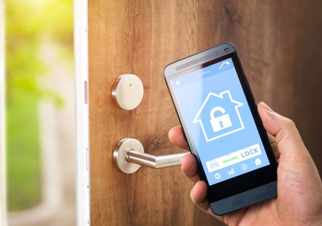adopting smart locks
