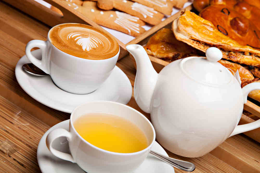 Is tea or coffee more beneficial for productivity? | Talk Business