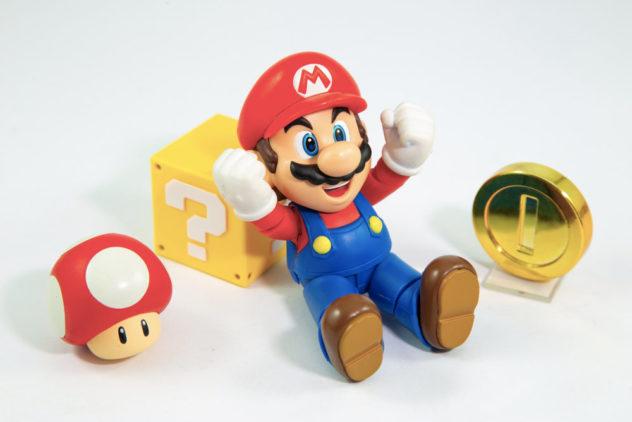 game designers mario