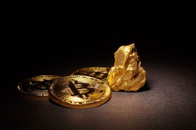 Gold backed cryptocurrency canada