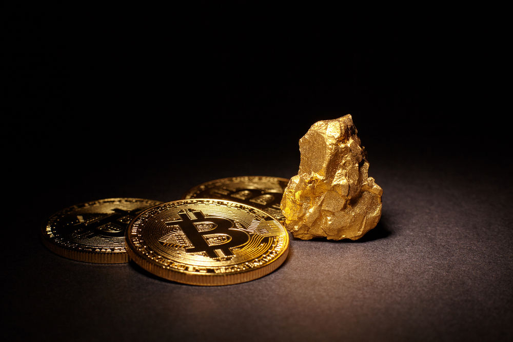 top gold backed cryptocurrency