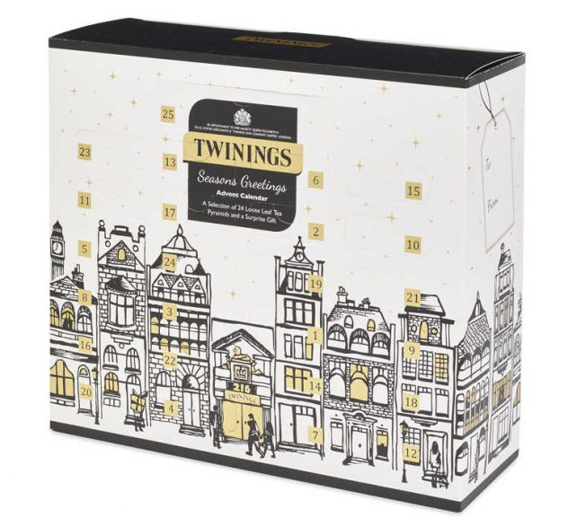 adult advent calendars 2019 twinings