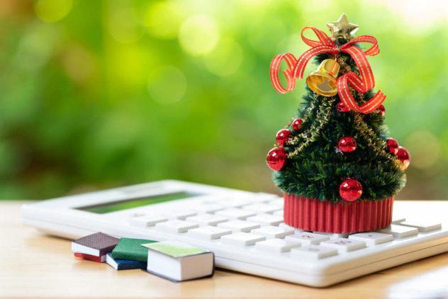 taxing Christmas