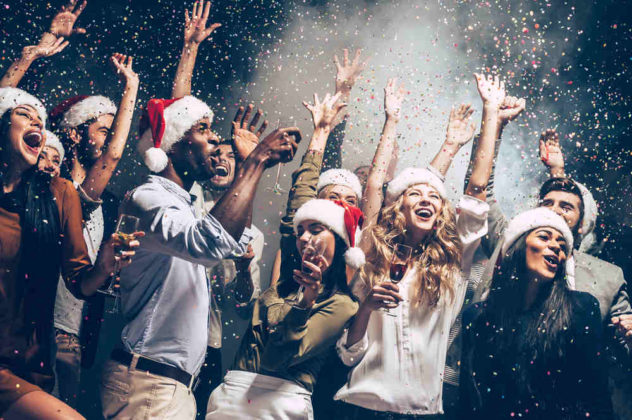 last minute office Christmas party ideas