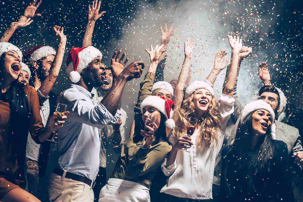 Office Christmas Party.7 Last Minute Office Christmas Party Ideas Talk Business