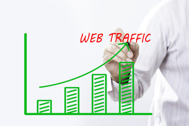 improve website traffic