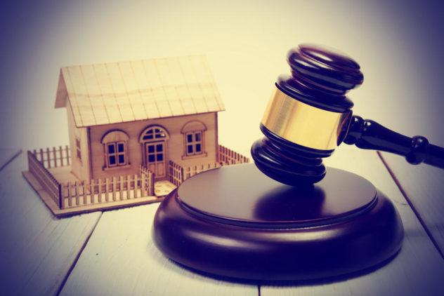 repossession order