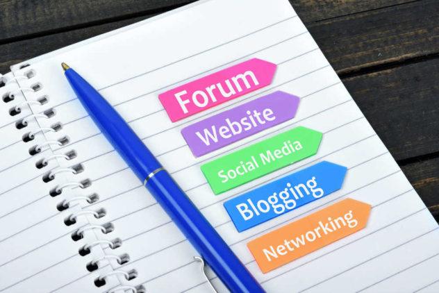 build an online presence