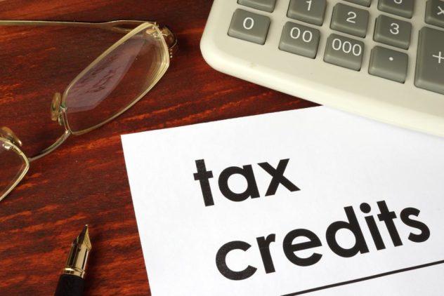 tax credits report
