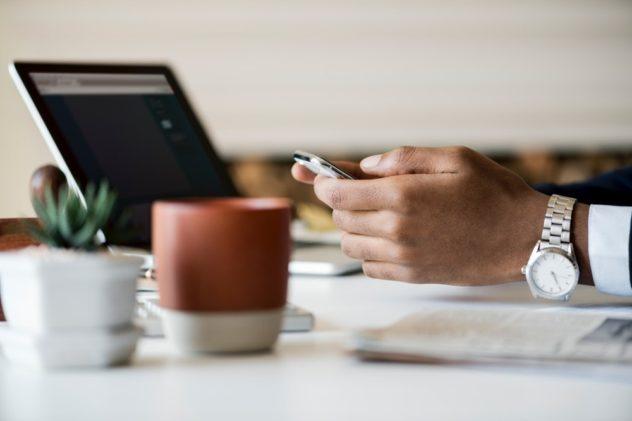 online company's credibility