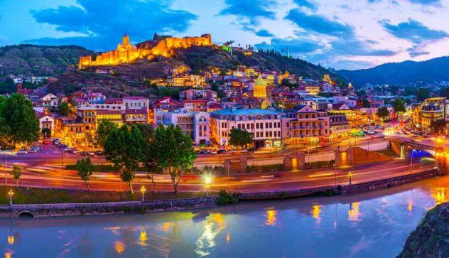 Shangri La Tbilisi