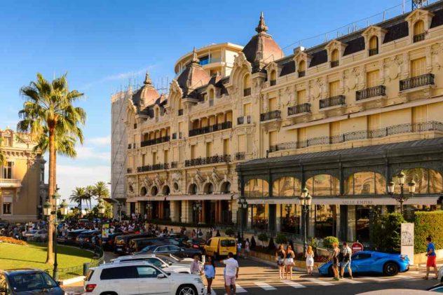 One Monte Carlo