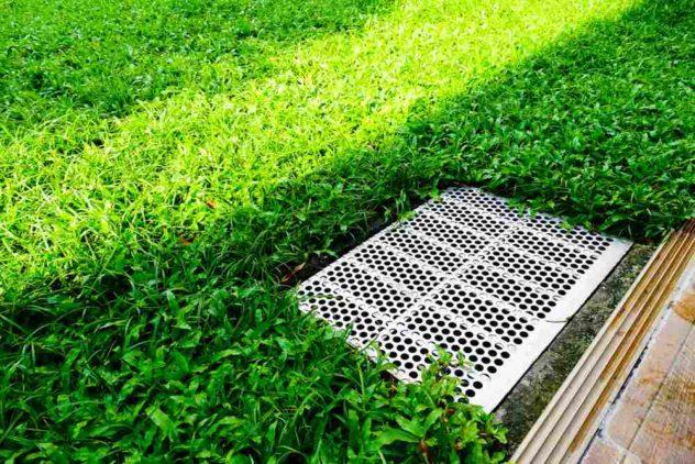 déblocage du drain