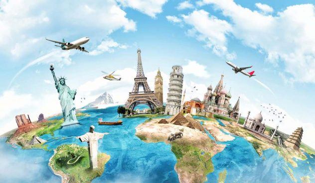 travel world for free