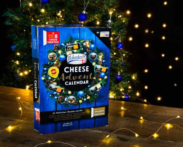 adult advent calendars 2019 cheese