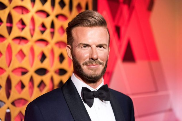 athletes sportsman David Beckham