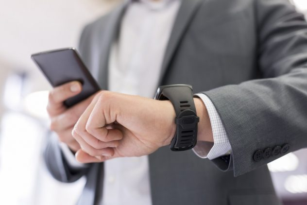 wearable tech workers
