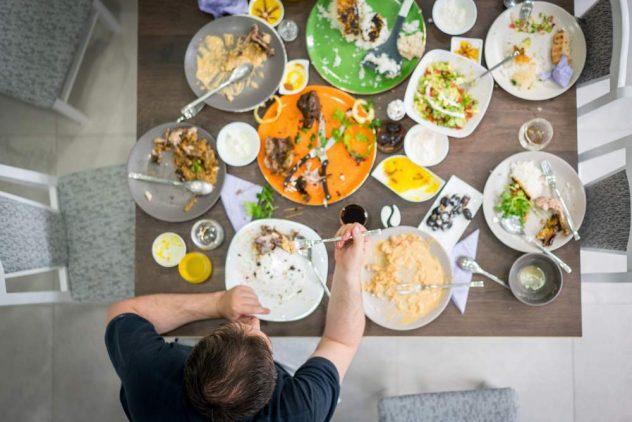 restaurants waste