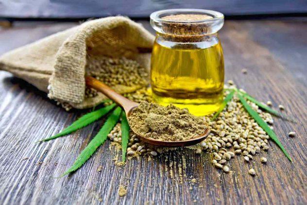 cannabis hemp oil