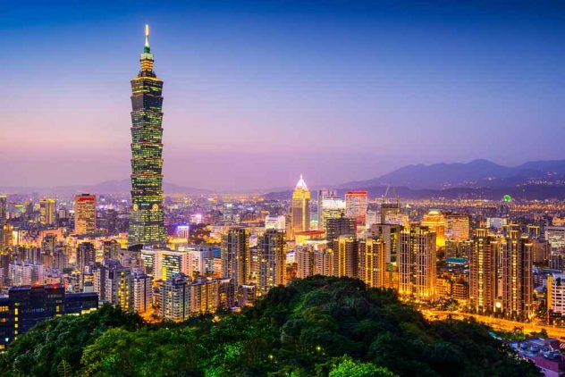 starting a business in Taiwan