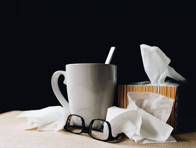 staff sick leave during the winter months