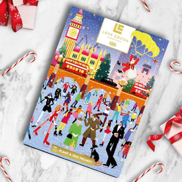 love cocoa advent calendars adults 2020
